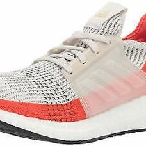 Adidas Mens Ultraboost Low Top Lace Up Running Sneaker Orange Size 13.0 Photo