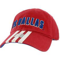 Adidas Mls Fc Dallas 3-Stripes Adjustable Hat Photo