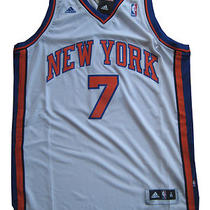 Adidas Nba New York Knicks Carmelo Anthony Swingman Home Jersey  Xl Nwt 89.99  Photo