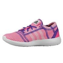 Adidas New Element Refine Tricot Big Running Shoe M21394girl 7 Women Size 8.5 Photo