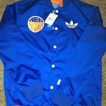 Adidas New York Knicks Jacket -  Nba Track Jacket Photo