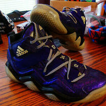 Adidas Nightmare Before Christmas Halloween Top 10 Size G65992 Derick Rose Glow  Photo