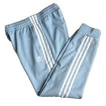 Adidas Original Sst Superstar Track Pants Cw1277 Light Blue Photo