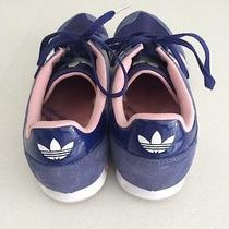 Adidas Original Trainer Sleek Purple Photo