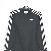Adidas Originals Adicolor Embroidered Trefoil Sweatshirtretrosizexs Photo