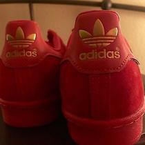 Adidas Originals Campus 80s College Red Suede M20929 Sz 10.5 Photo