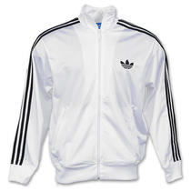 Adidas Originals Firebird 4xl Tracksuit Top Bnwt Rare Size White Xxxxl Photo