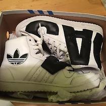Adidas Originals Jeremy Scott Letters Photo