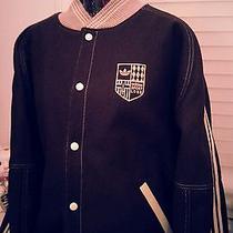 Adidas Originals Letterman Jacket Photo