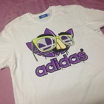 Adidas Originals Men's T Shirt Multi Color  Rarerare Photo