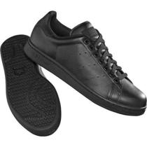 Adidas Originals Mens Stan Smith Shoes Black Photo
