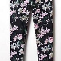 Adidas Originals Orchid Leggings Uk 8 New With Tags Tights Floral Photo
