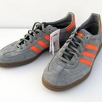 Adidas Originals Spezial Grey Gray Orange Men's 11 Shoes Special G96490 Gum Sole Photo