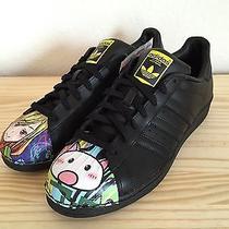 Adidas Originals Superstar Pharrell Supersh Mens Shoes Sz 11 Todd James  S83358 Photo