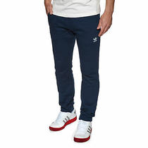 Adidas Originals Trefoil Mens Pants Jogging - Collegiate Navy All Sizes Photo