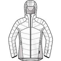 Adidas Outdoor Womens Terrex Climaheat Jacket Xl Gray Photo