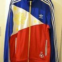 Adidas Philippines Track Jacket 2007 Xl Rare Near Mint Photo