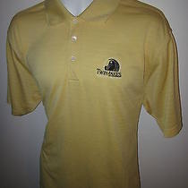 Adidas - Polo Shirt - Size Large - Twin Lakes Golf Club Logo Photo