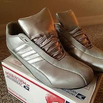 Adidas Porsche Design Silver Shoes Photo