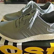 Adidas Pure Boost Mens Running Shoe - Grey - Size 10.5 Primeknit Y-3 Photo