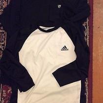 Adidas Rawlings Pitchers Sleeves Shirt Sz Lg Boys Photo