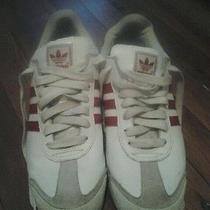 Adidas Red an White  Photo