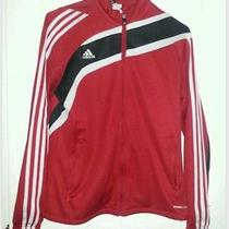 Adidas Red Jacket Photo