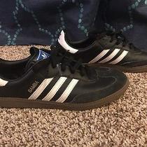 Adidas Samba Classic Black Athletic Lifestyle Casual Shoes 034563 Men's Sz 6 Photo