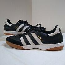 Adidas Samba Millennium (088559) Indoor Soccer Shoes Men's Size 13 Black/white Photo