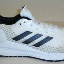 Adidas Size 8 Solar Blaze White Grey Running Sneakers New Mens Shoes Photo
