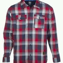 Adidas Skate Snow Lifestyle Flannel Large Photo