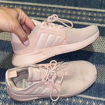 Adidas Sneakers Tennis Shoes Blush Pink Millenial Pink Womens Size 7 Photo