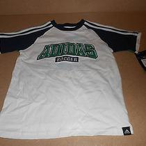 Adidas Soccer Childrens Size 7 T-Shirt Photo
