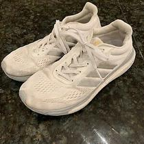 Adidas Sonic Drive Boost Womens Running Shoes Sneakers White Gray Size 7 Gu Photo
