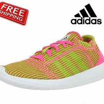Adidas Sport Shoes Womens Size 7 C/d Style Element Refine Tricot Running for Gym Photo