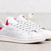 Adidas Stan Smith Neonwhi/colred Mens-D67363 Ds Us 11 Photo