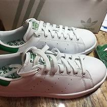 Adidas Stan Smith (Women's)6.5 With Extra Pair Green Laces Photo
