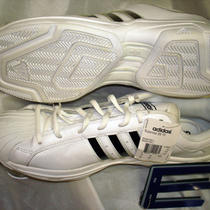 Adidas Superstar 2g Tc Size 20 White/stripes Photo