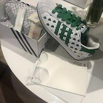Adidas Superstar 35th Anniversary 1 Express Lifestyle Size 11 I Love Boston Photo