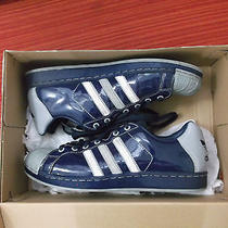Adidas Superstar Blue/gray Patent Leather Size 10.5 Rare Unique  Photo
