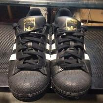 Adidas Superstar Foundation Casual Sneaker Size 6 1/2 Photo
