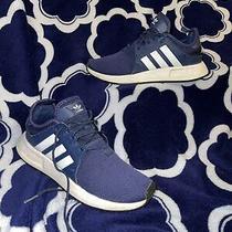 Adidas Swift Run Running / Training Shoes Evm 004001 Men's Us Size 4.5 Blue Photo
