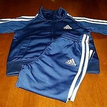 Adidas Track Suit Baby Boy 12 Months  Photo