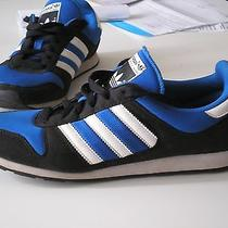 Adidas Trainers Shoes - Size 8-Us  7 1/2 Uk  Like New Condition Photo