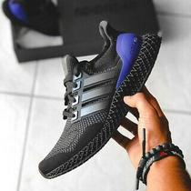 Adidas Ultra 4d Running Shoes Black New Size 8 Better Than Boost Photo