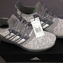 Adidas Ultra Boost Dna Grey Metallic Silver Size 12 Running Ultraboost Fw4898 Photo