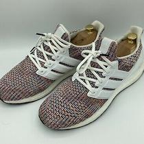 Adidas Ultra Boost Running Tennis Shoe Sneaker - Male/female Size 10 Woven Multi Photo