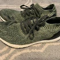 Adidas Ultra Boost Uncaged Running Shoes Bb3901 Olive Size 11.5 Photo
