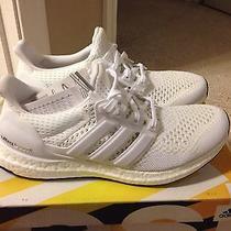 Adidas Ultra Boost White Photo