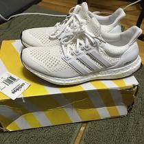 Adidas Ultra Boost White Sz9w Photo